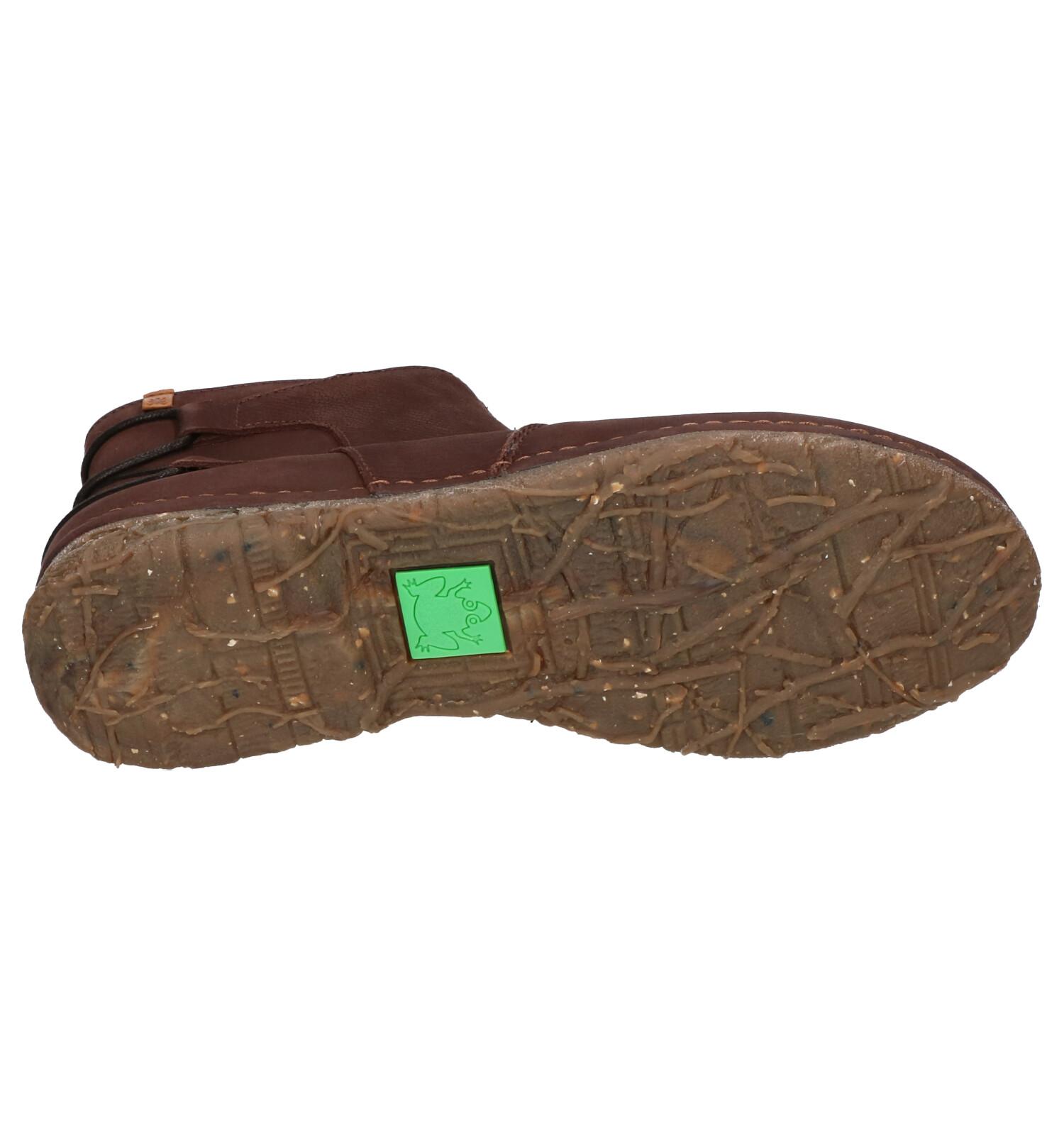 Bruine Naturalista Boots El Angkor eE2IYbDHW9