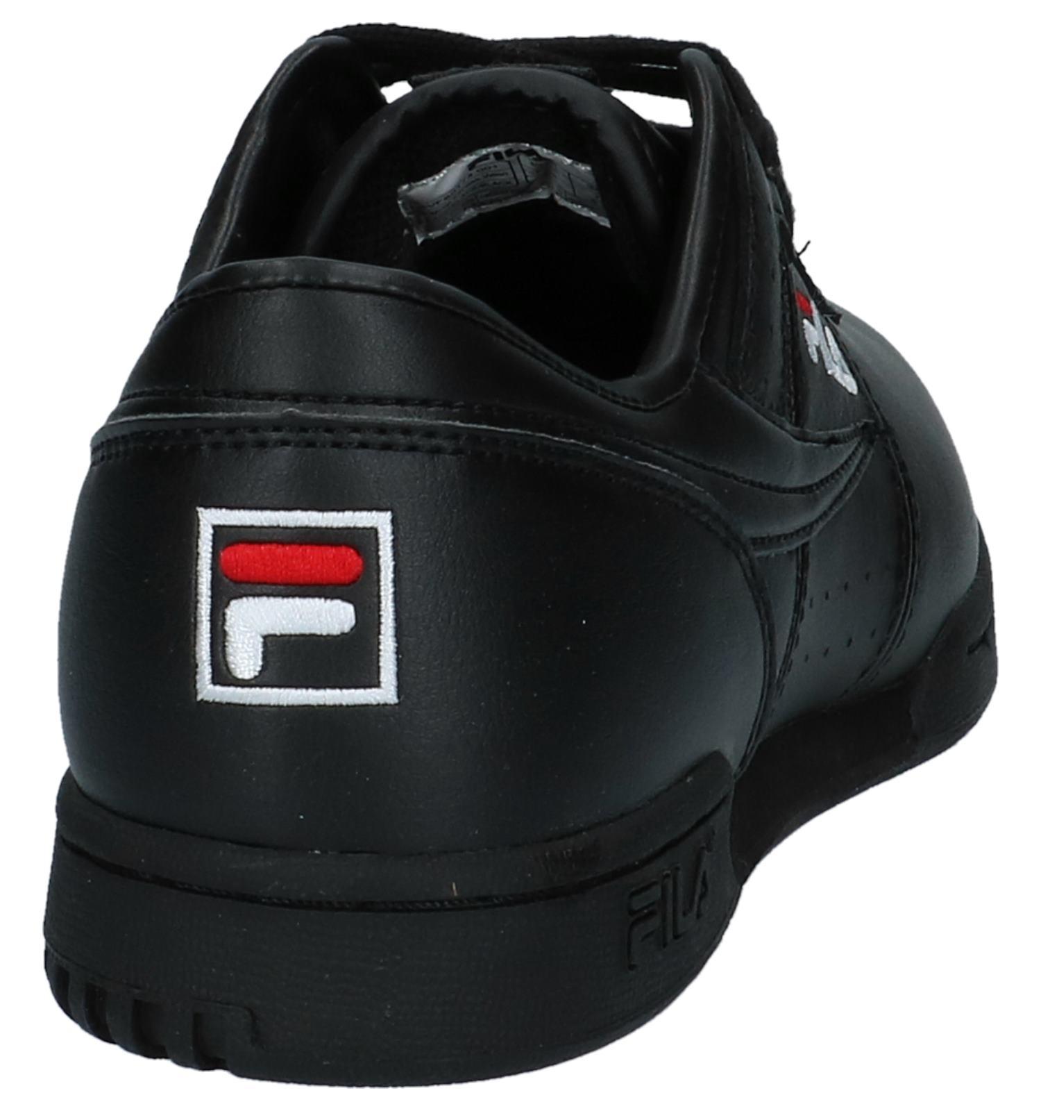 Original Sneakers Fila Fila Zwarte Original Fitness Fitness 0ym8OvNnwP