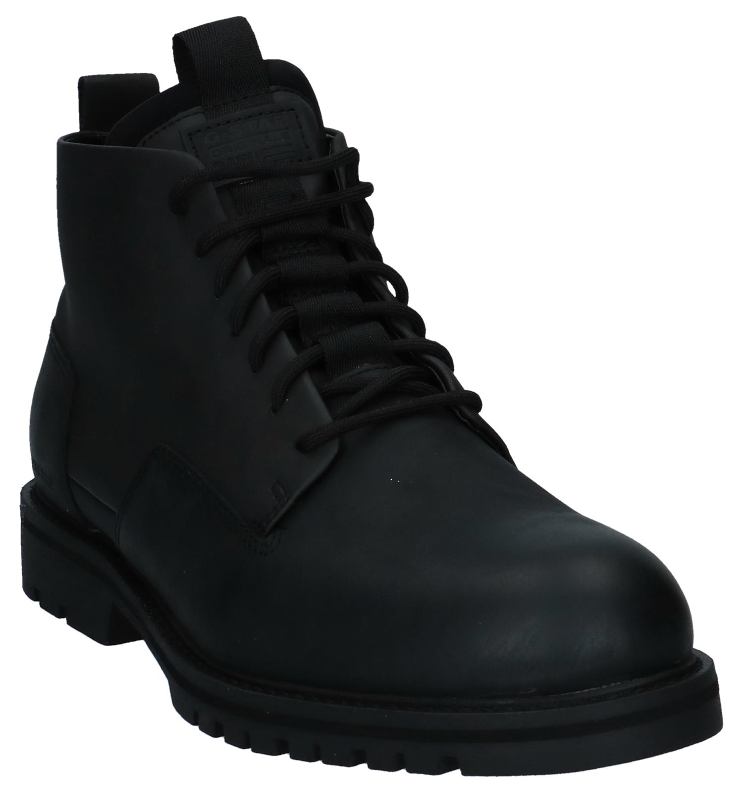 Zwarte Ii Veterboots Boot Derby G Core star OXikZTPu
