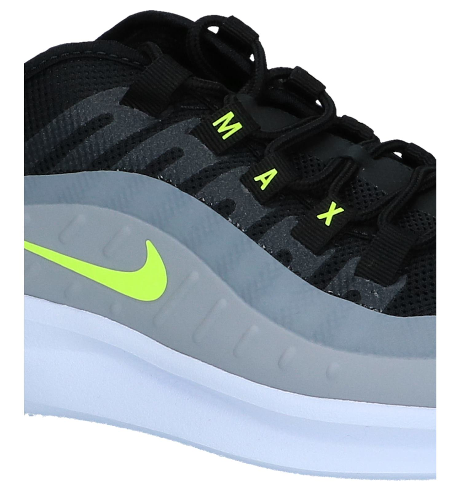 daa79ec271b Grijs/Zwarte Sneakers Nike Air Max Axis | SCHOENENTORFS.NL | Gratis verzend  en retour