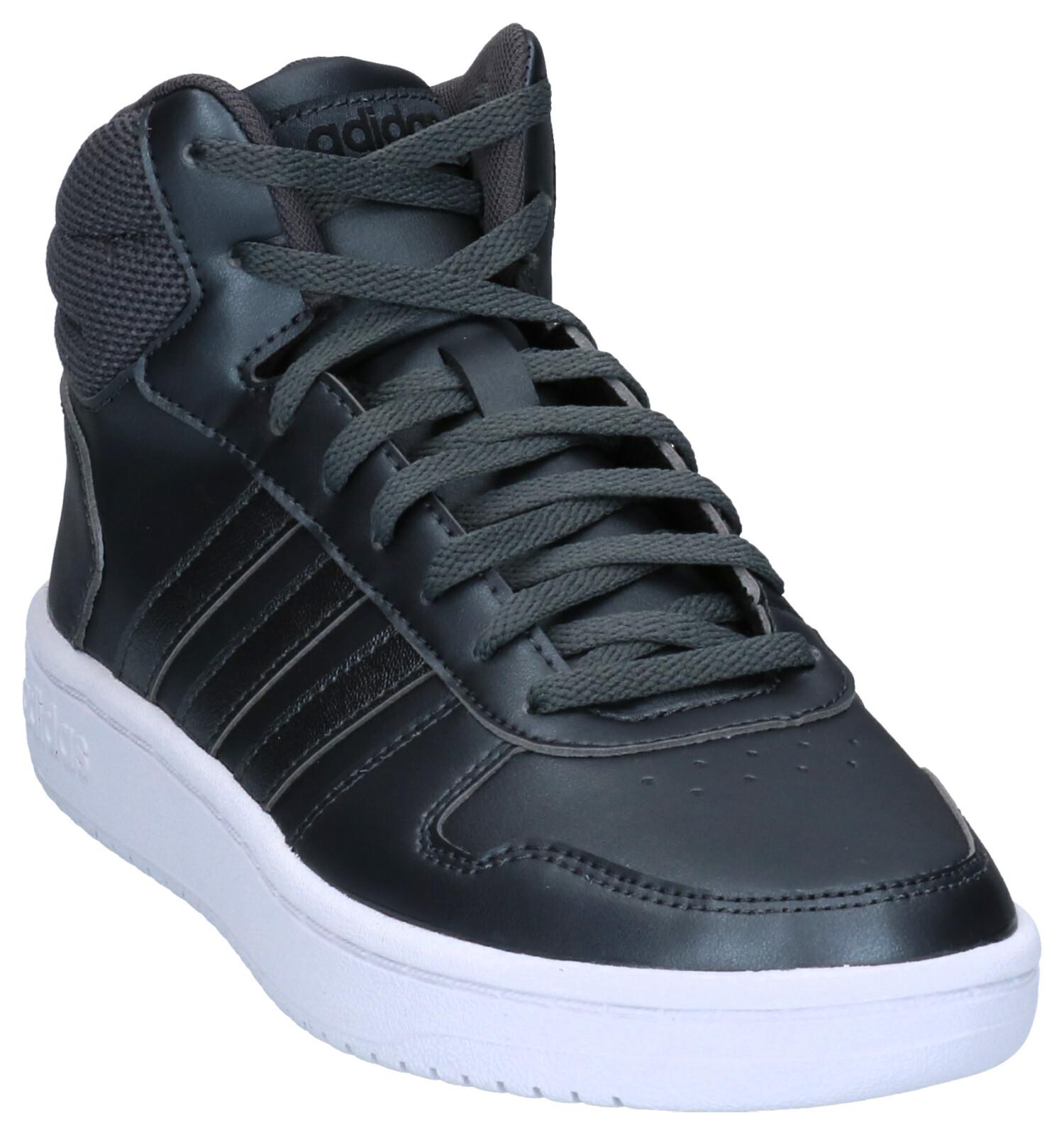 Sneakers 0 Adidas Grijze 2 Hoops dCBWrexo